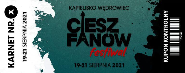 bilety Ciesz Fanów Festiwal 2021